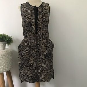 Urban Outfitters Cope midi dress